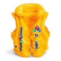 Dětská plavací vesta Intex 58660 Deluxe School