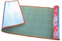 Rákosová plážová rohož ALU Solar 190x70cm