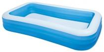 Nafukovací bazén Intex Family blue 305x183x56cm