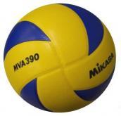 Volejbalový míč Mikasa MVA 390 vel.5