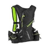 Cyklistický, běžecký batoh Spokey Sprinter 3l zeleno/černý