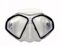 Profi potápěčské brýle Tigullio Predator silikon Senior