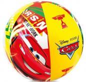 Nafukovací plážový míč Intex Cars 61cm