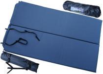 Samonafukovací karimatka rozkládací pro 2 os. L35 - 2,5cm