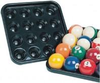 Nosič Pool pro 16 kusů koulí