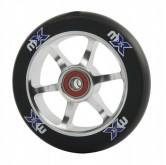 Kolečko Micro MX 110 mm chrom-černé
