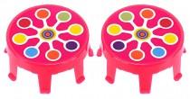 Poklice na kolečka Micro 2ks - Neon Dot