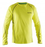 Triko Salming Longsleeve Tee Men Acid Green vel. M
