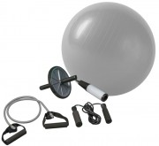 Fitnes set pro posilování a rehabilitaci Acra
