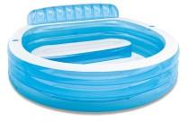 Nafukovací bazén Intex Family Center 224x216x76cm