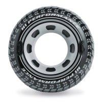 Nafukovací kruh pneumatika Intex 114cm