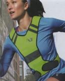 Reflexní vesta běh - kolo