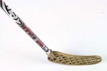 Florbalová hůl Qmax Astro IFF - 95 cm, pravá