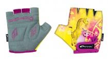 Dětské cyklistické rukavice Spokey Giraffe glove