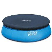 Bazénová plachta Intex Easy 244cm