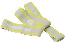 Aerobic guma ELASTIC BAND LS3660 šedo/zelená