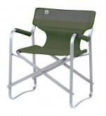 Skládací křeslo Coleman Deck Chair zelená