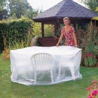 Krycí obal Wehncke na zahradní stůl a židle