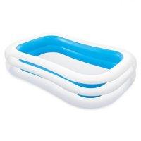 Bazén nafukovací Intex Family 56483 obdélník 262x175x56cm