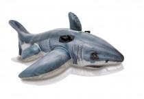 Nafukovací žralok 57525 Intex 173x107cm