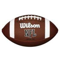 Míč na americký fotbal Wilson NFL OFF FBALL Bulk