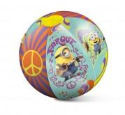 Nafukovací plážový míč Minions 50cm