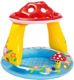 Nafukovací bazén dětský Intex 57114 muchomůrka 102x89cm