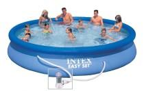 Bazén Intex Easy s filtrací 457x84cm