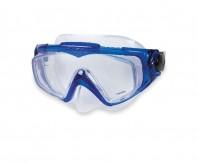 Potápěčská maska Intex AQUA PRO SILICON - různé barvy
