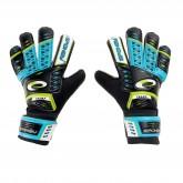 Brankářské rukavice Spokey Keeper Adult - modré