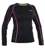 Triko Running  Long Sleeve Tee Wool Women