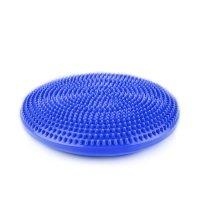 Balanční polštář Spokey Fitseat modrá 32,5cm
