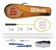 Badmintonový set Wilson 4 PCS