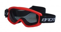 Dětské lyžařské brýle Brother červené