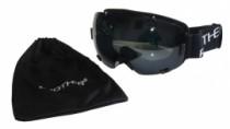 Lyžařské brýle s velkým zorníkem Brother B298 černé