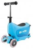 Micro Mini2go Deluxe - modrá (blue)
