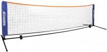 Badminton / tenis set 6,1 m Stojany na kurt včetně sítě