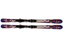Sjezdové lyže Pale SR10 Youth 160 cm bez vázání