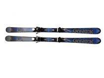Carvingové lyže Skyrock SR 150 Blue 160 cm bez vázání