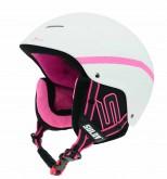 Lyžařská a snowboardová helma Sulov Sphare bílá mat