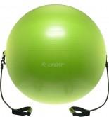 Gymnastický míč s expanderem LIFEFIT GYMBALL EXPAND 75cm