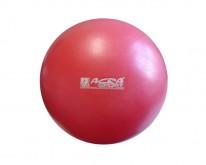 Míč overball Acra 30cm červený