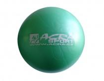 Míč OVERBALL ACRA 30 cm, zelený