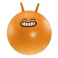 Dětský skákací míč Lifefit Jumping Ball 45cm oranžový