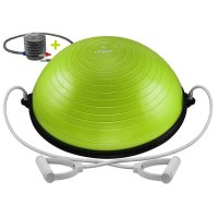 Balanční podložka Lifefit Balance Ball 58cm zelená