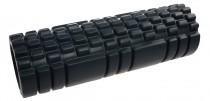 Masážní válec Lifefit Joga Roller A11 - 45 x 14 cm černý