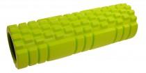 Masážní válec Lifefit Joga Roller A11- 45 x 14 cm zelený