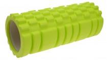 Masážní válec Lifefit Joga Roller A01 - 33 x 14 cm zelený