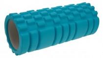 Masážní válec Lifefit Joga Roller A01 - 33 x 14 cm tyrkysový