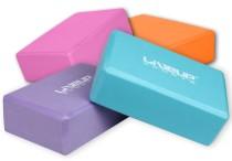 Pěnová cihla - kostka LiveUp Yoga